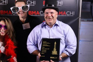BMA Tower Awards Photobooth